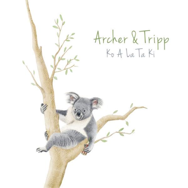Album Cover - Archer & Tripp Ko A La Ta Ki